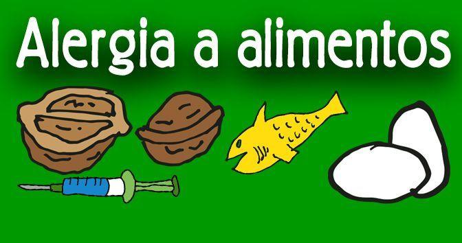 Alergias alimentarias en la Medicinapedia