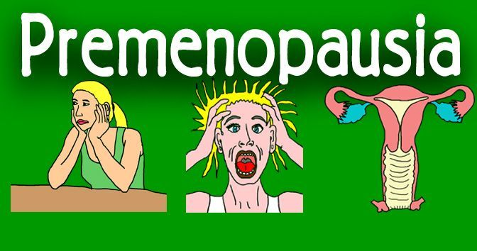 Premenopausia - Todo lo que necesita saber, en la Medicinapedia
