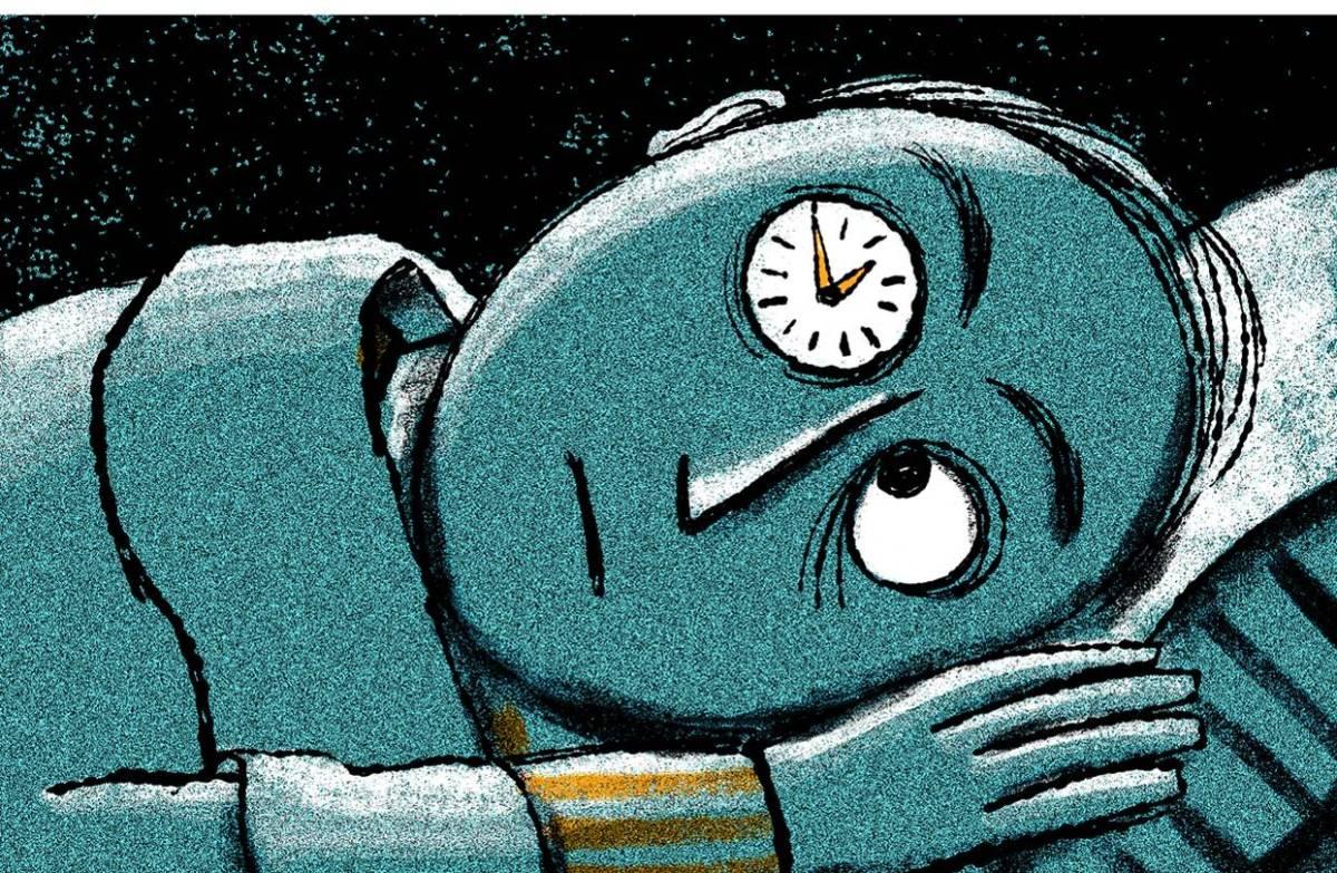 Non sappiamo nemmeno dormire : così si faceva in passato.