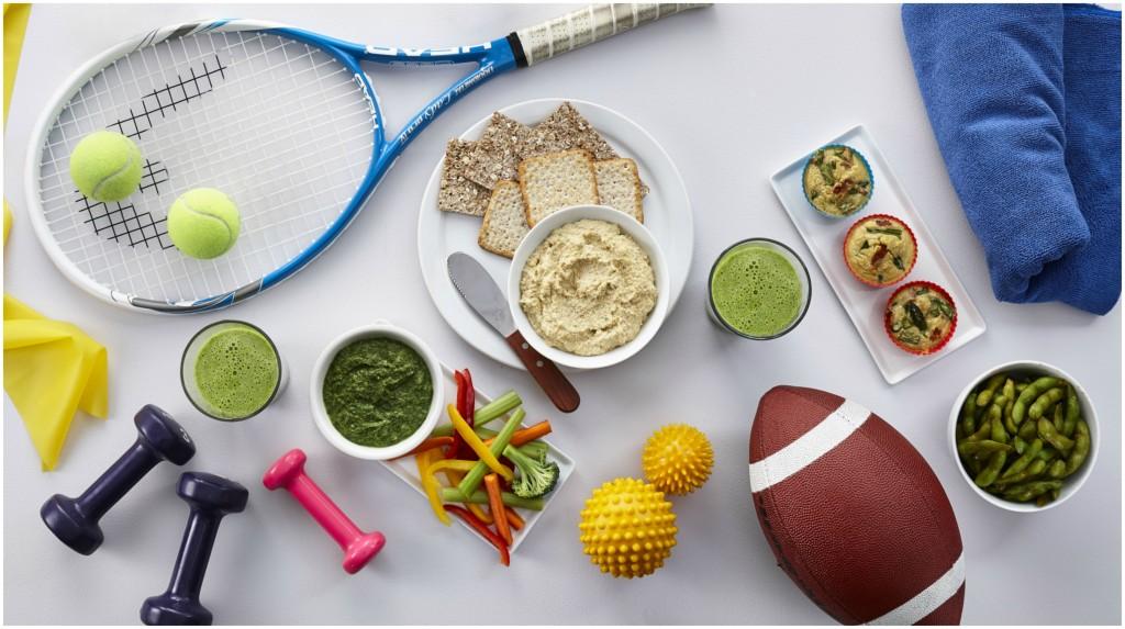 Fai sport? Ecco perchè una alimentazione vegetale è la migliore.