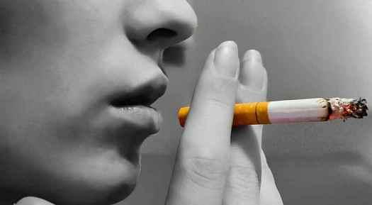 intossicazione metalli fumo sigaretta