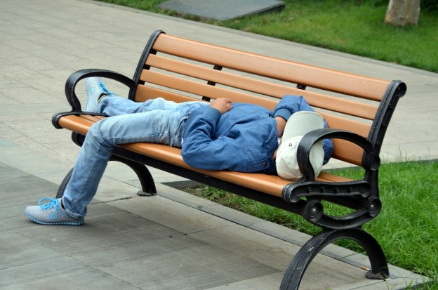 leisurely-nap