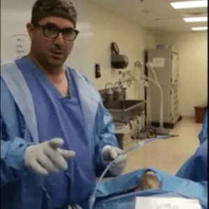 video surgical cricothyrotomy