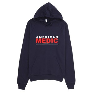 American Medic Pull-Over Hoodie
