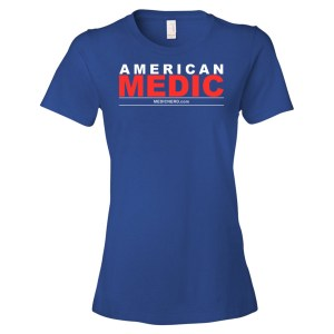American Medic T-shirt (Women's)