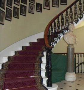 Lettsom House staircase