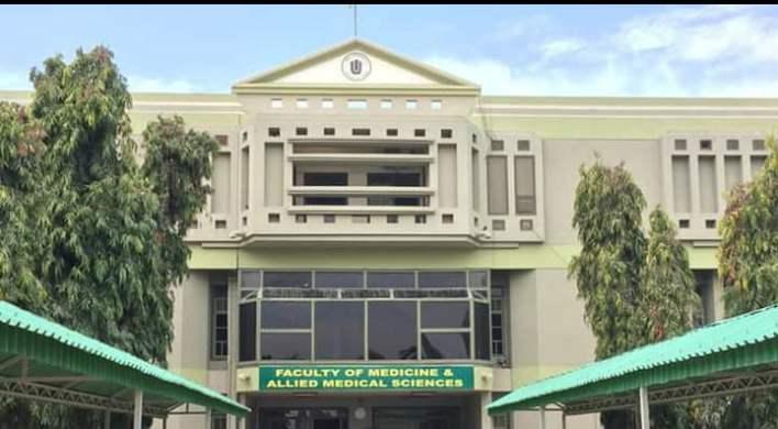 Faculty of Medicine Allied Medical Sciences Isra University