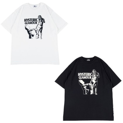 BE@RTEE HYSTERIC GLAMOUR-BE@R & GIRL