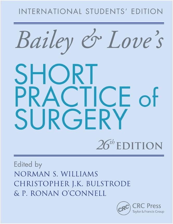 Bailey & Love's Short Practice of Surgery PDF