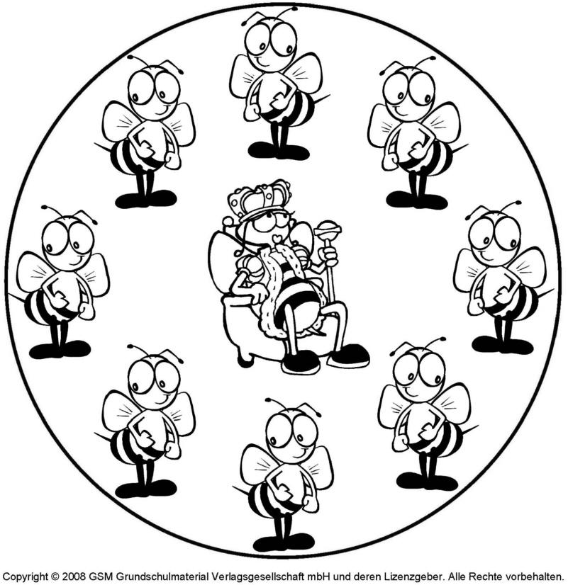 Pin Die Vorlage Fr Das Mandala Ist Zum Ausdrucken