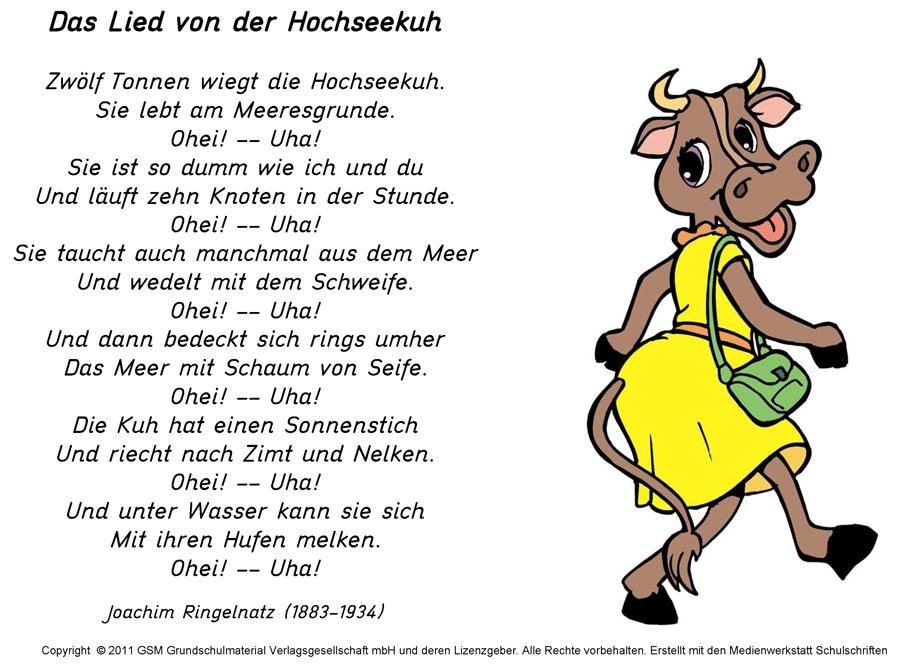 Ich Habe Dich So Lieb Gedicht Von Joachim Ringelnatz Kindergedicht