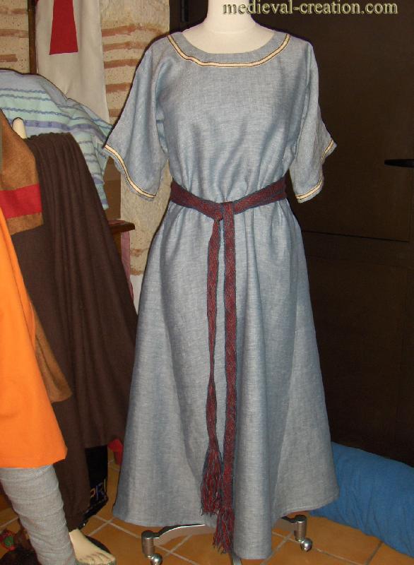 Cr 233 Ations M 233 Di 233 Vales Costume Costume Celte Picte Gallo