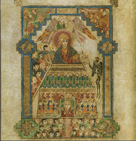 Devil Book of Kells