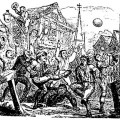 Historian uncovers evidence of football match from 1320