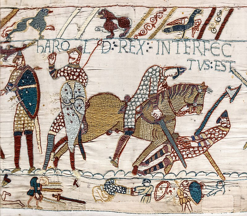 1066 and Warfare: The Context and Place (Senlac) of the Battle of 'Hastings'