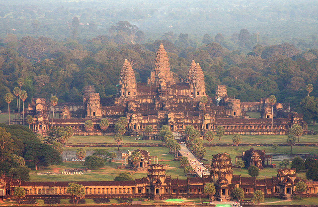 Angkor Wat - photo by Christian Junker / Flickr