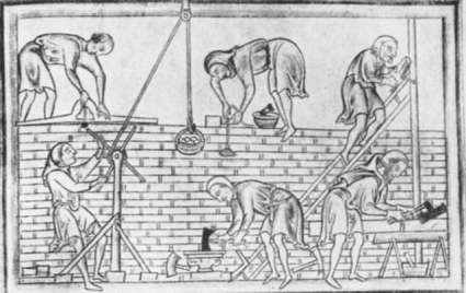 Medieval Masons' Tools: The Level and the Plumb Rule - Medievalists net