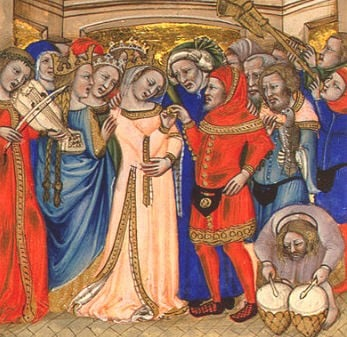 arranged marriage in renaissance england