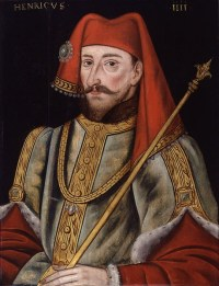 Henry IV in a 16th century portrait