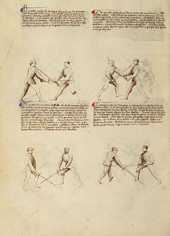 Fiore Dei Liberi: 14th century Master of Defence