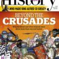 July issue of BBC History Magazine features the Crusades