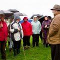 Scholars explore Viking fortress in Ireland