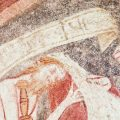Gruesome murders to mythical beasts: Britain's historic church wallpaintings now can be seen online
