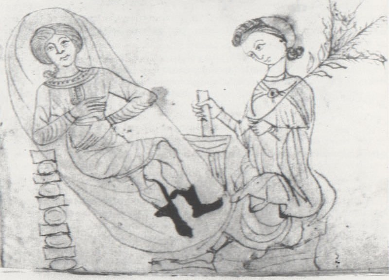 Medieval abortion