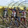 English Longbow Testing  against various armor circa 1400