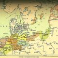 The Hanseatic League of the Middle Ages