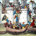 How did medieval Europeans deal with Greek debt? They sacked their capital city