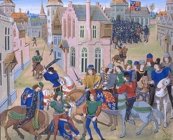 peasants revolt 1524
