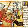 Figures of Female Militancy in Medieval France