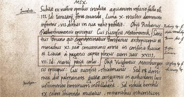 Onomastics Archives - Medievalists net