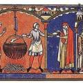 Reconstruction of the diet in a mediaeval monastic community from the coast of Belgium