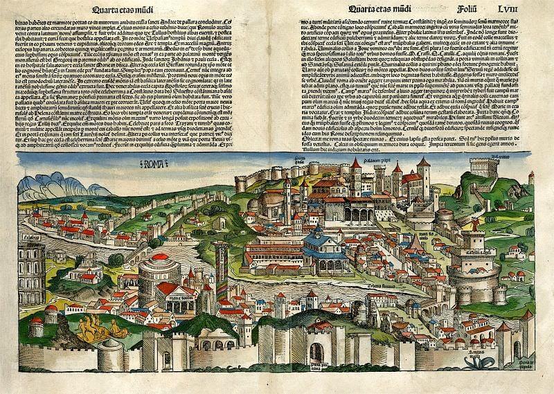 Rome in 1500