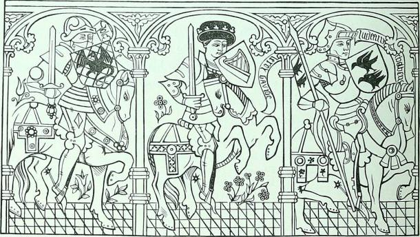Coloring Pages about the Middle Ages - Medievalists net
