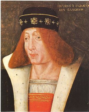 Seventeenth Century portrait of James II