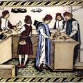 Merchant Banking in the Medieval and Early Modern Economy