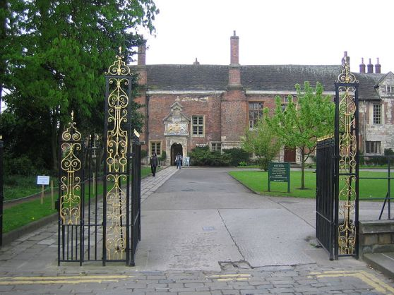 Kings Manor at the University of York