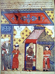 Ghazan Khan converts to Islam