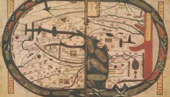 Map Of Spain 8th Century.The Osma Beatus Map A Medieval And Christian View Of The World