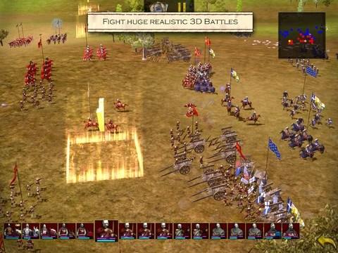 great battles medieval ipad