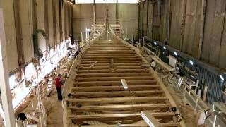 Dragon Harald Fairhair: The construction of a Viking DragonShip