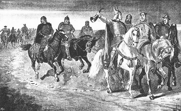 Hrolfr Kraki -Ten Icelandis Sagas