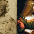 Leonardo da Vinci painting discovered in Swiss bank vault