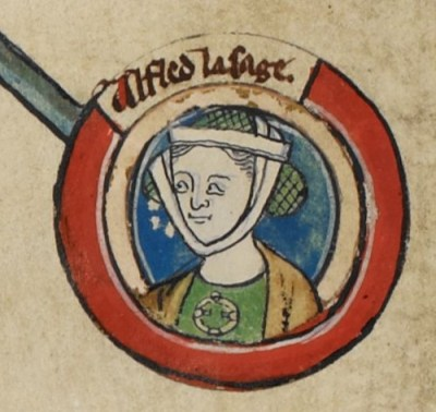 Æthelflæd_-_MS_Royal_14_B_VI