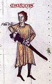 Maurice FitzGerald, Lord of Lanstephan - Desmond Geraldines