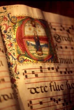 Cathedral's donation supports research into medieval Thornton Manuscript - photo courtesy University of Lincoln