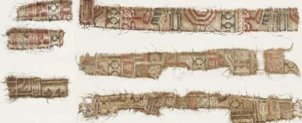 Vikings-Persian-Silks - photo courtesy University of Oslo